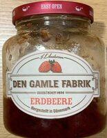 Erdbeermarmelade - Produit - de