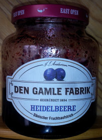 Den Gamle Fabrik Heidelbeere - Produkt