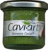 Sucedáneo de caviar a base de algas Sabor wasabi - Producto