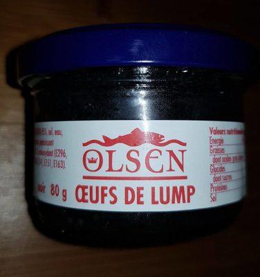 Oeufs de lump - Produit - fr