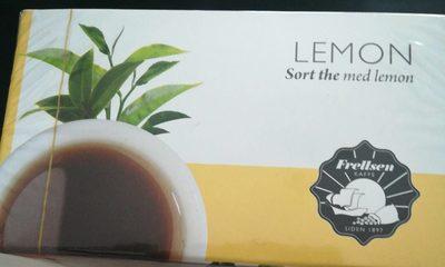 Thé noir arôme citron - Product - fr