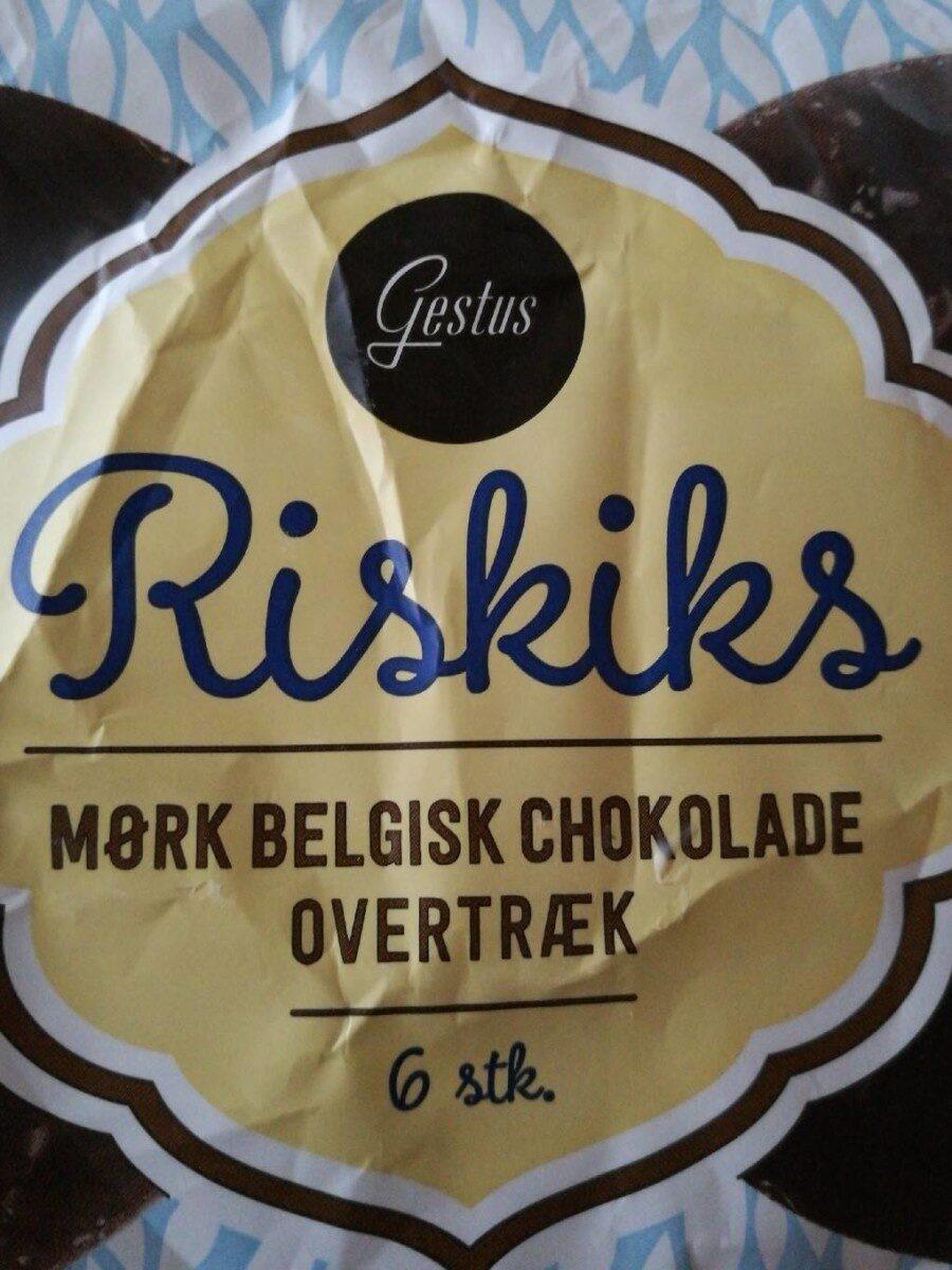 Mørk Belgisk Chokolade Overtræk - Product