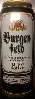 Burgenfels Premium Pilsner - Produit - sv