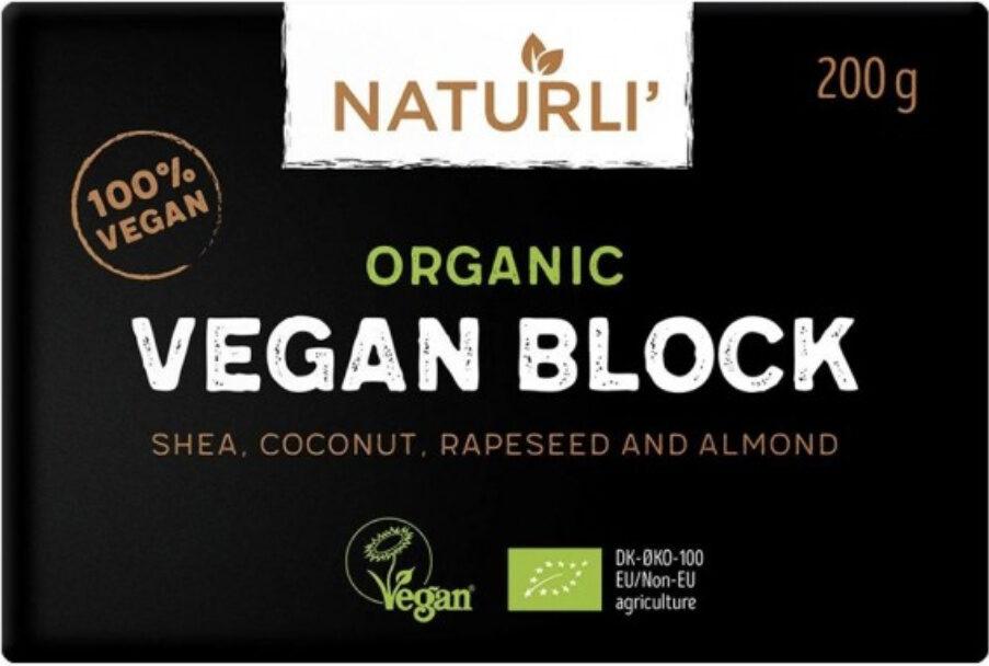 Organic Vegan Block - Prodotto - de