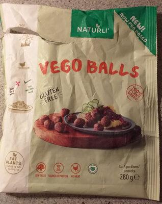 Vego Balls - Produit - da