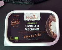 Organic Spread vegano - Producto - es