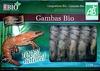 Gambas Bio - Produit