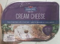 Cream cheese - Product - fr