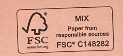 CHO CHO - Instruction de recyclage et/ou informations d'emballage - nb