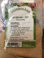 Knoblauch gemahlen - Produkt