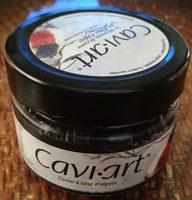 Caviar à base d'algues - Product