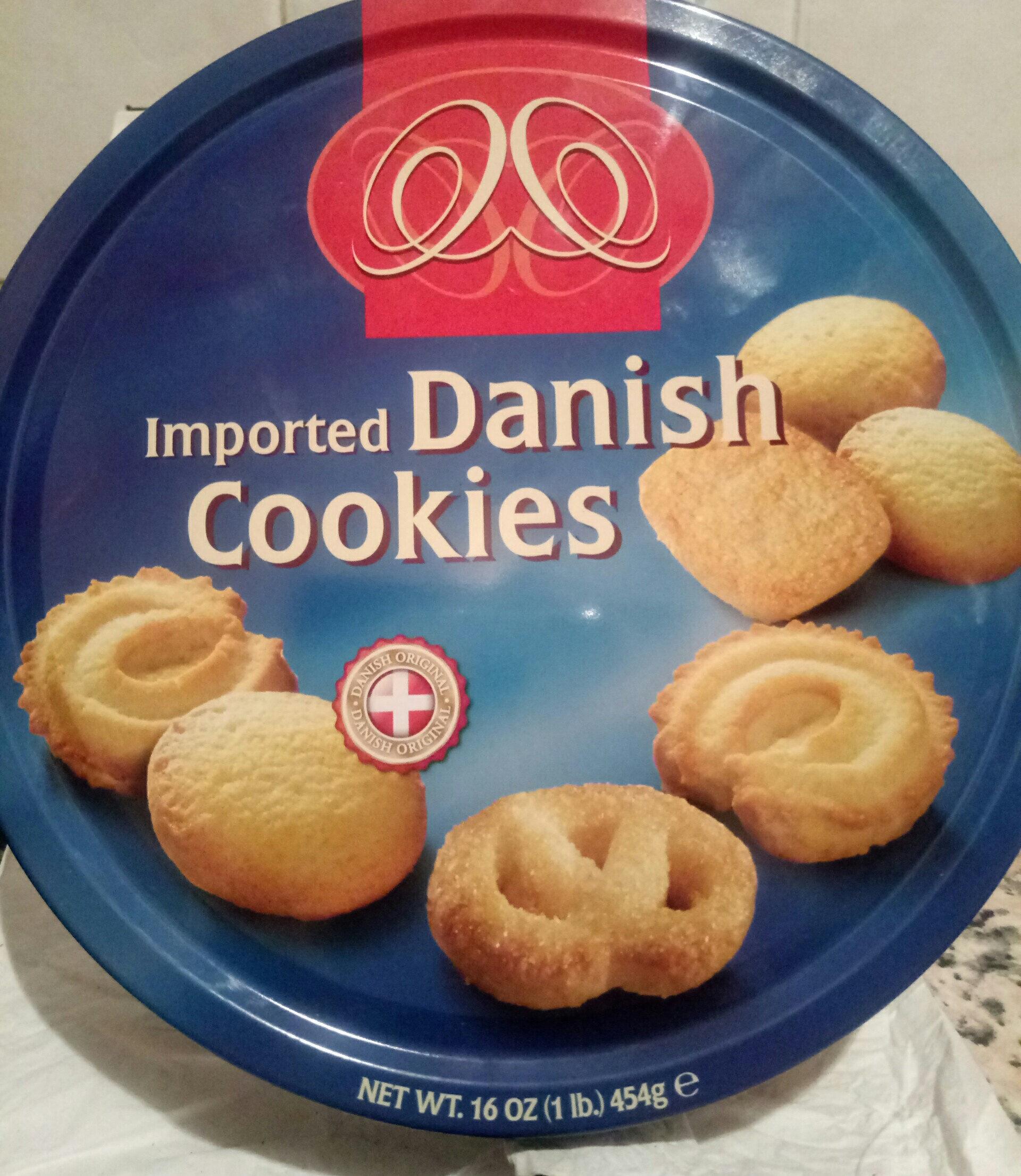 Danish Biscuit (454 G) - Product