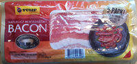 Bacon Naturligt Bokvedsrökt - 5-Pack - Produit - sv