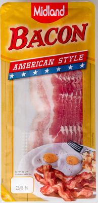 Bacon American Style - Produit - de