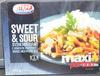 Sweet & Sour Svinemørbrad i kinesisk inspireret sauce med hvide ris - Product