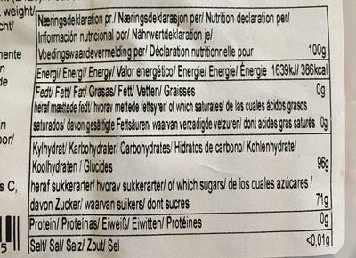 Nostalgic Bon Bons - Informations nutritionnelles - fr