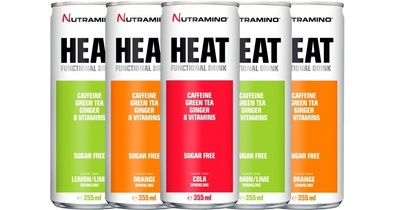 Heat Functional Drink - Product