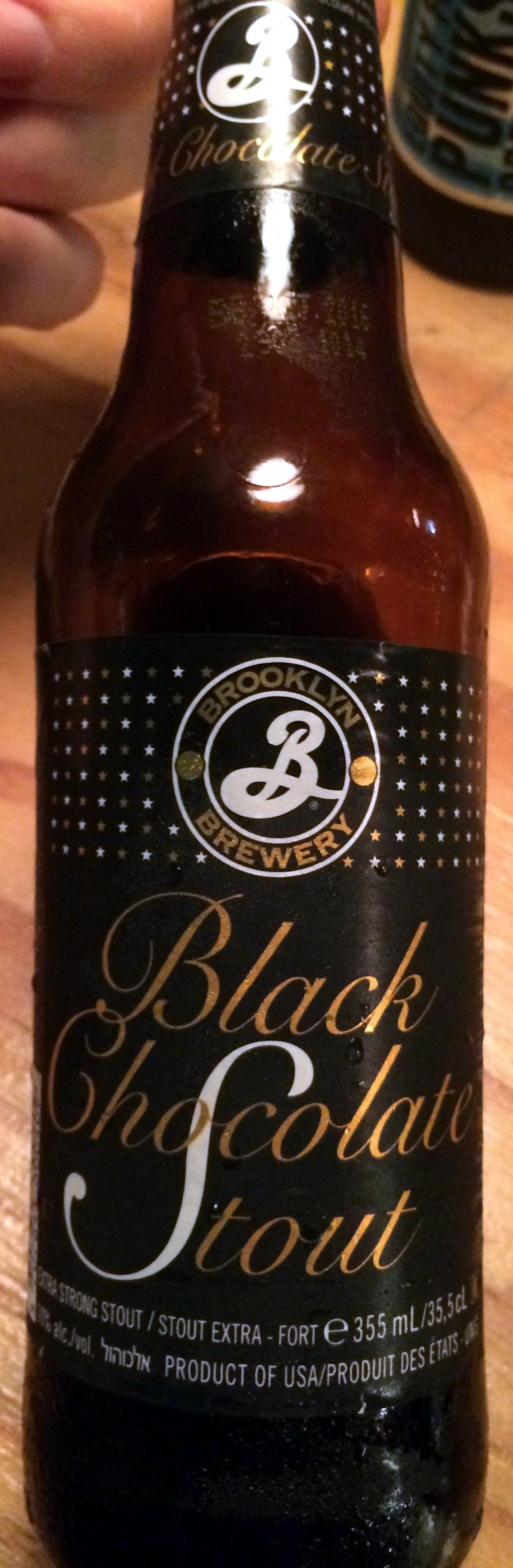 Black Chocolate Stout - Product - fr