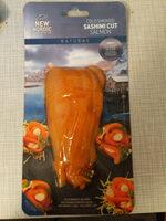 Cold Smoked Sashimi Cut Salmon - Prodotto - de