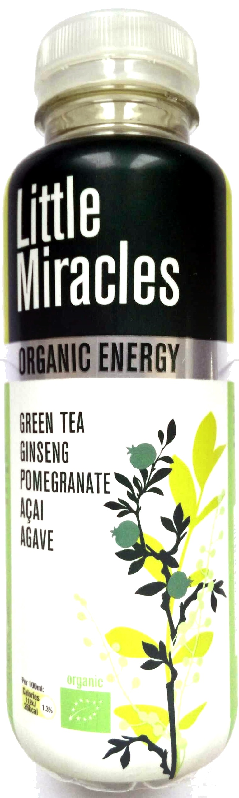 Green Tea Pomegranate Acai Ginseng Agave - Product