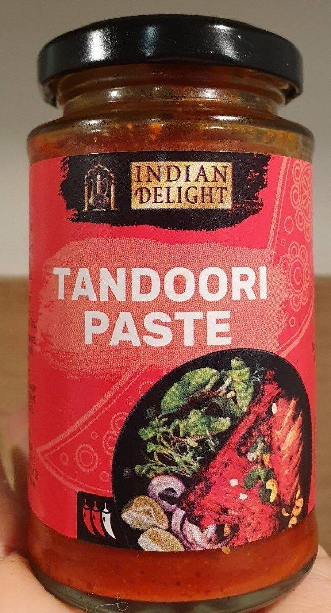 Tandoori paste - Produit - fr