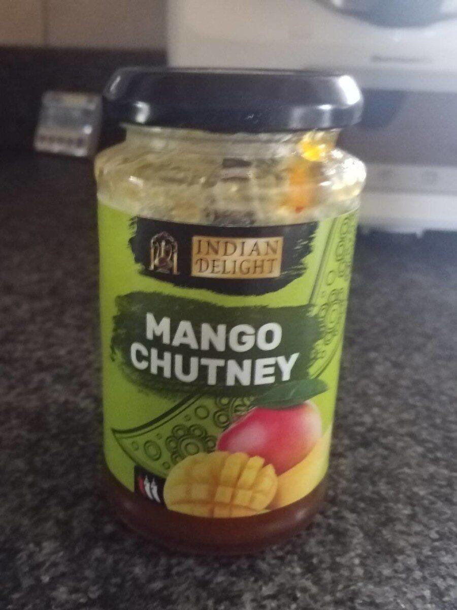 Mango Chutney - Product - fr