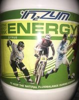 Isotonic energy drink - Produit