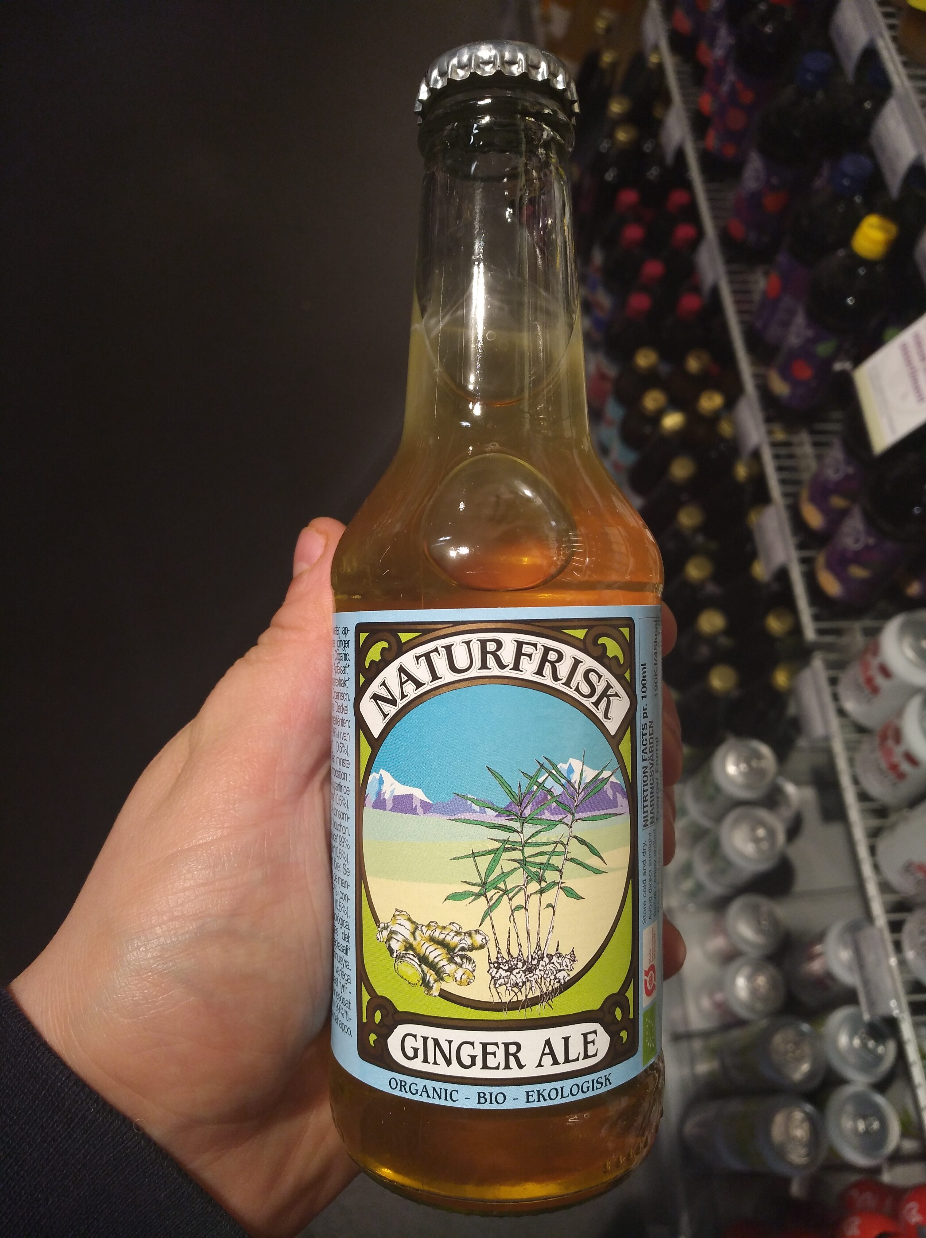 Ginger ale - Product - nl