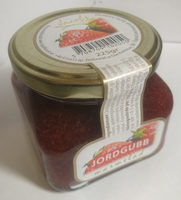 Marmelad, jordgubb - Product - sv
