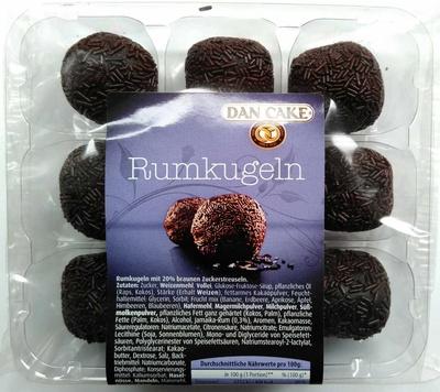 Rumkugeln - Product
