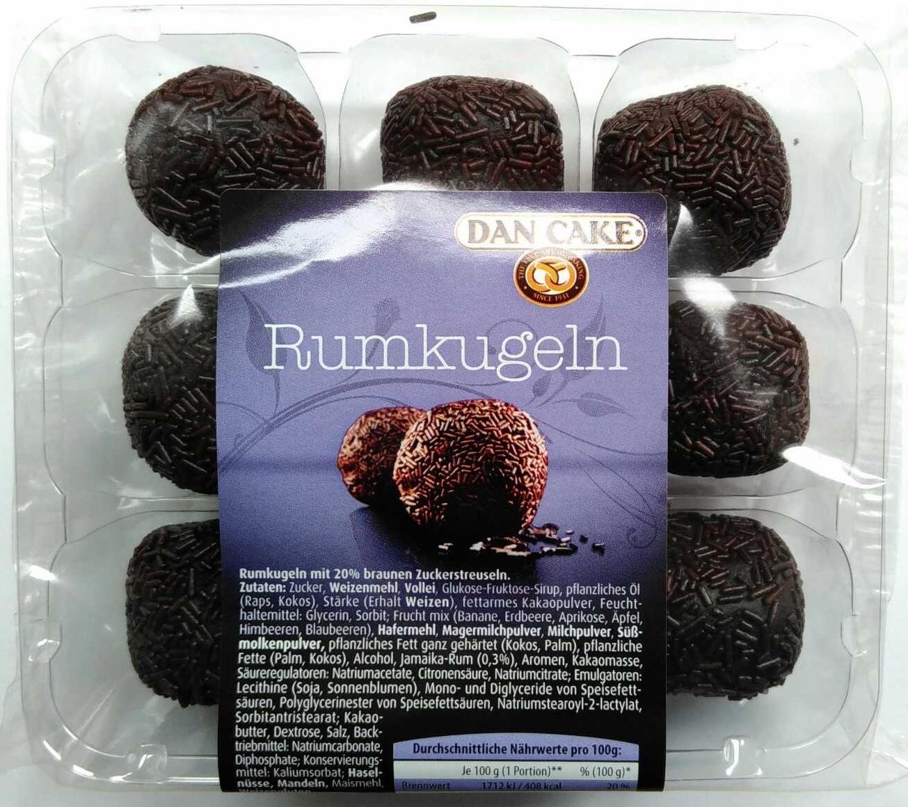 Rumkugeln - Produit - de