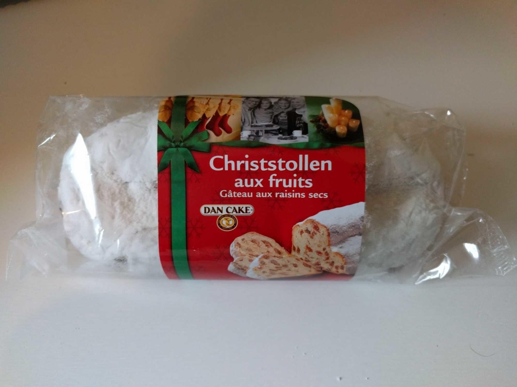 Christstollen aux fruits - Produit - fr