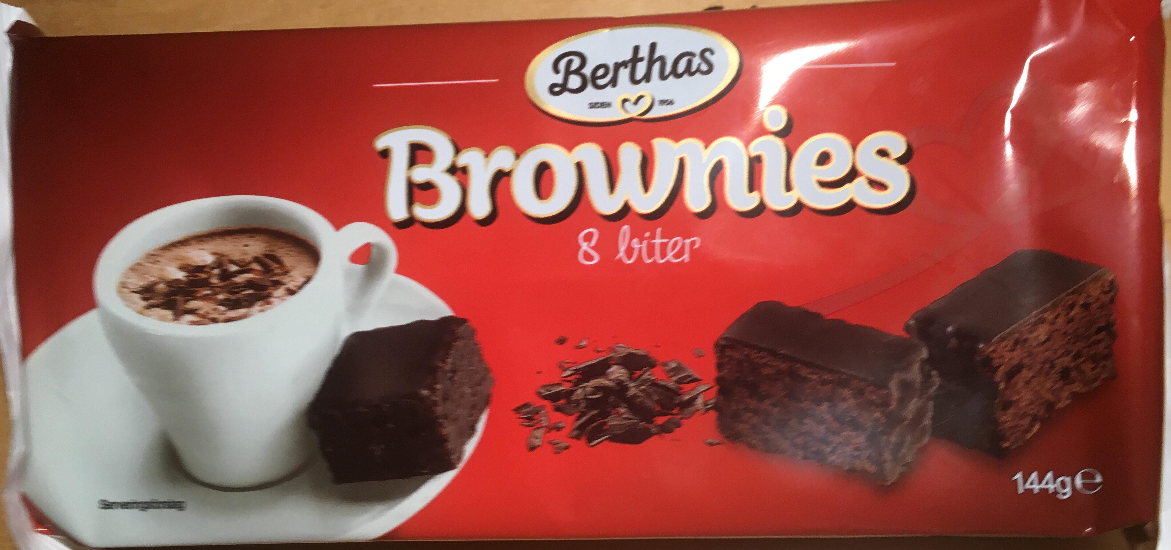Brownies - Produit - nb