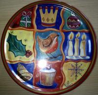 Biscuits au Beurre et Biscuits aux Pépites de Chocolat - Boite Métal Collection Noël - Product - fr
