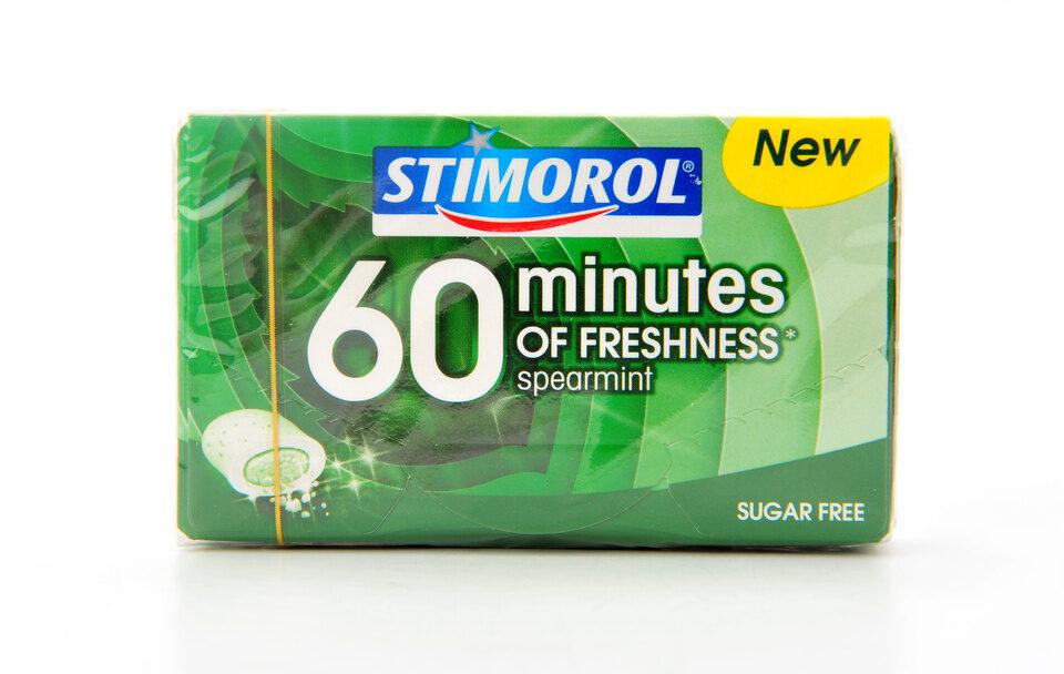 STIMOROL - Ingrédients