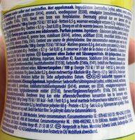 Stimorol Max - Nutrition facts - en