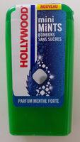 Mini Mints Menthe Forte - Product