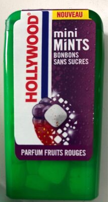 Mini mints fruits rouge - Produto
