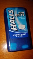 Mini Mints - Strong mint - Producto