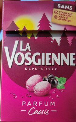 Parfum cassis - Produit - fr