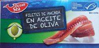 Filetes de anchoa en aceite de oliva - Producto - es