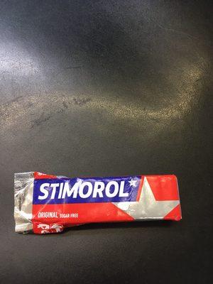 Stimorol Original - Product - fr