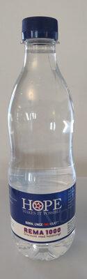 Naturlig Mineralvand - Produit - da