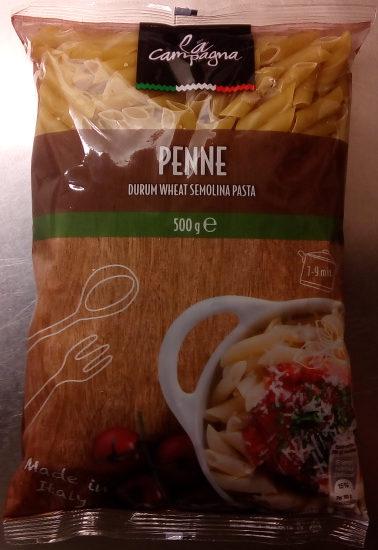 La Campagna Penne Durum Wheat Semolina Pasta - Producto