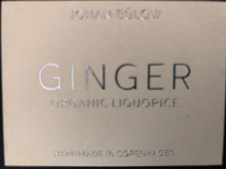 Ginger liquorice - Product