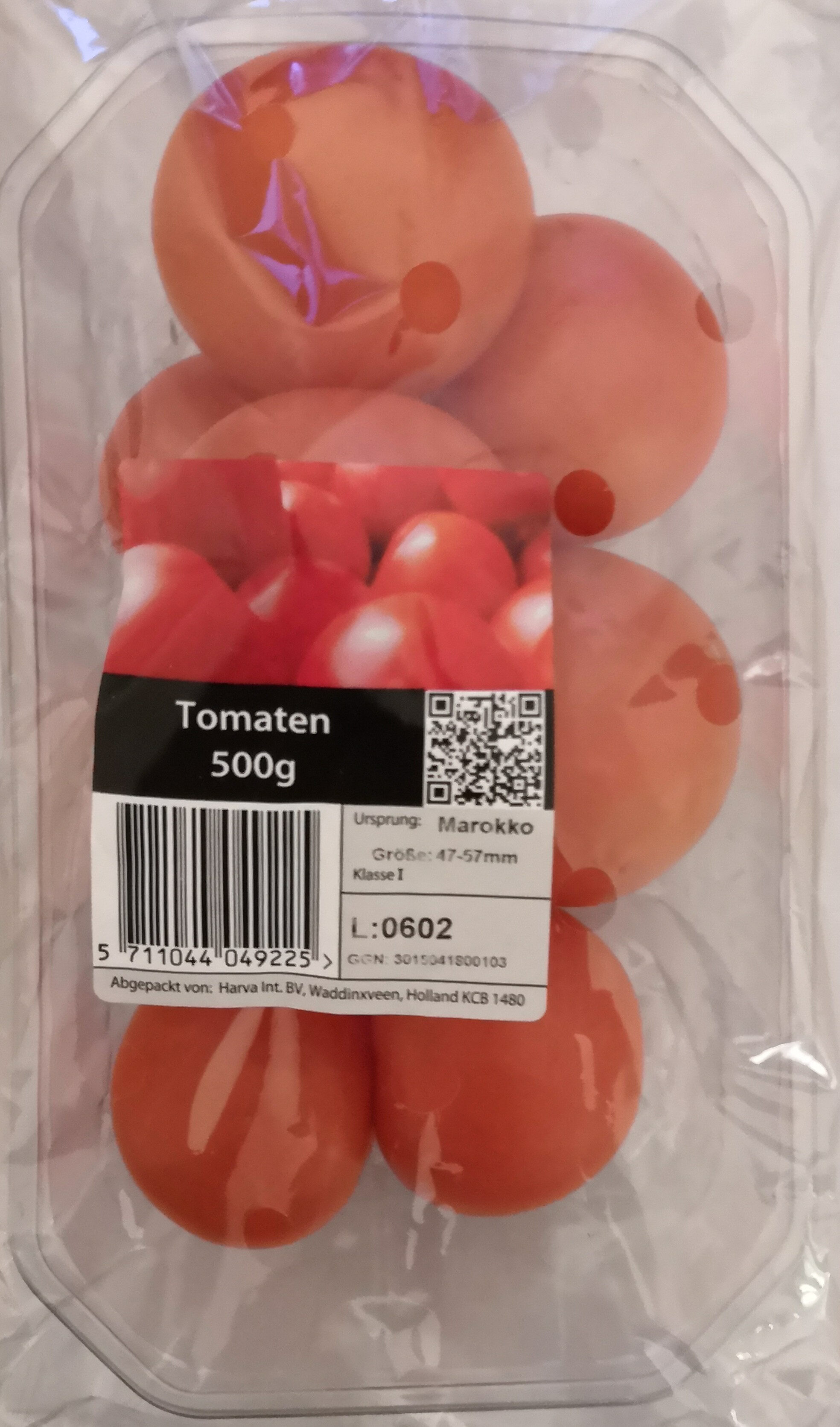 Harva Tomaten - Produkt