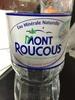 Mont roucous - Product