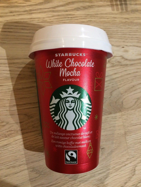 White Chocolate Mocha - Product