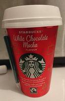 White chocolate mocha - Produit