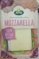 Mozzarella - Product